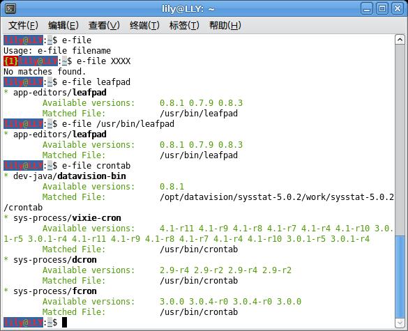 e-file截图